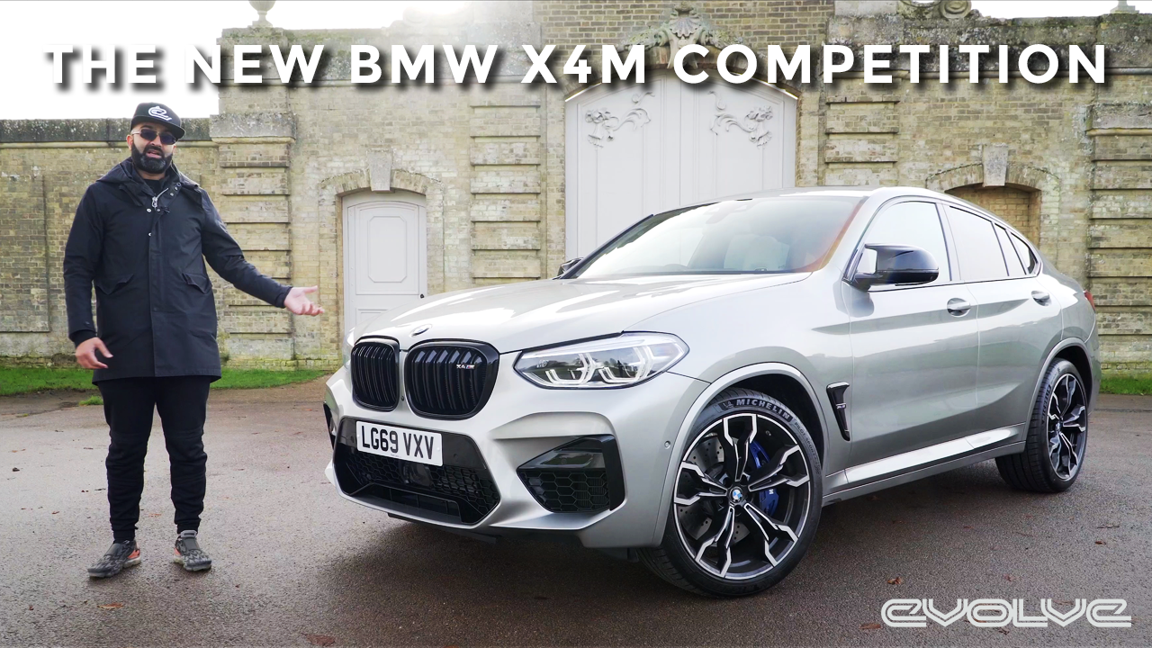 The new BMW X4M Competition - Worthy of the M badge? - BMW Park Lane