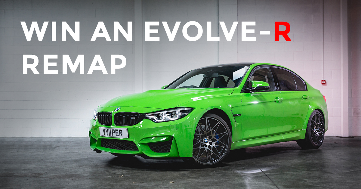 Win a Free Remap Worth Up To £1500