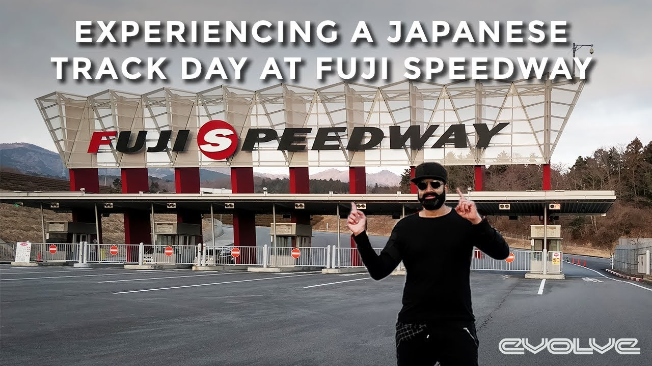 Doing a track day in Japan - Fuji Speedway with Audi Team Hitotsuyarna