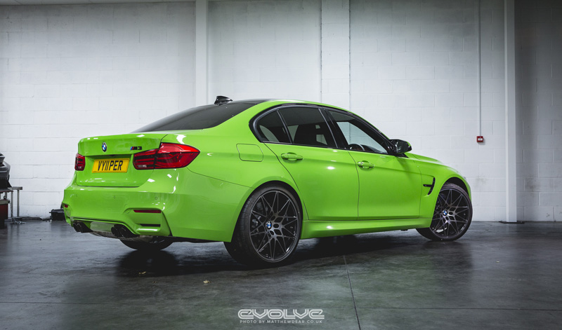 BMW F80 M3 Competition Package ZCP LCI 2 Collection Video