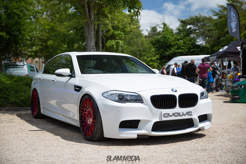 Evolve F10 M5 Project 'The Great White'