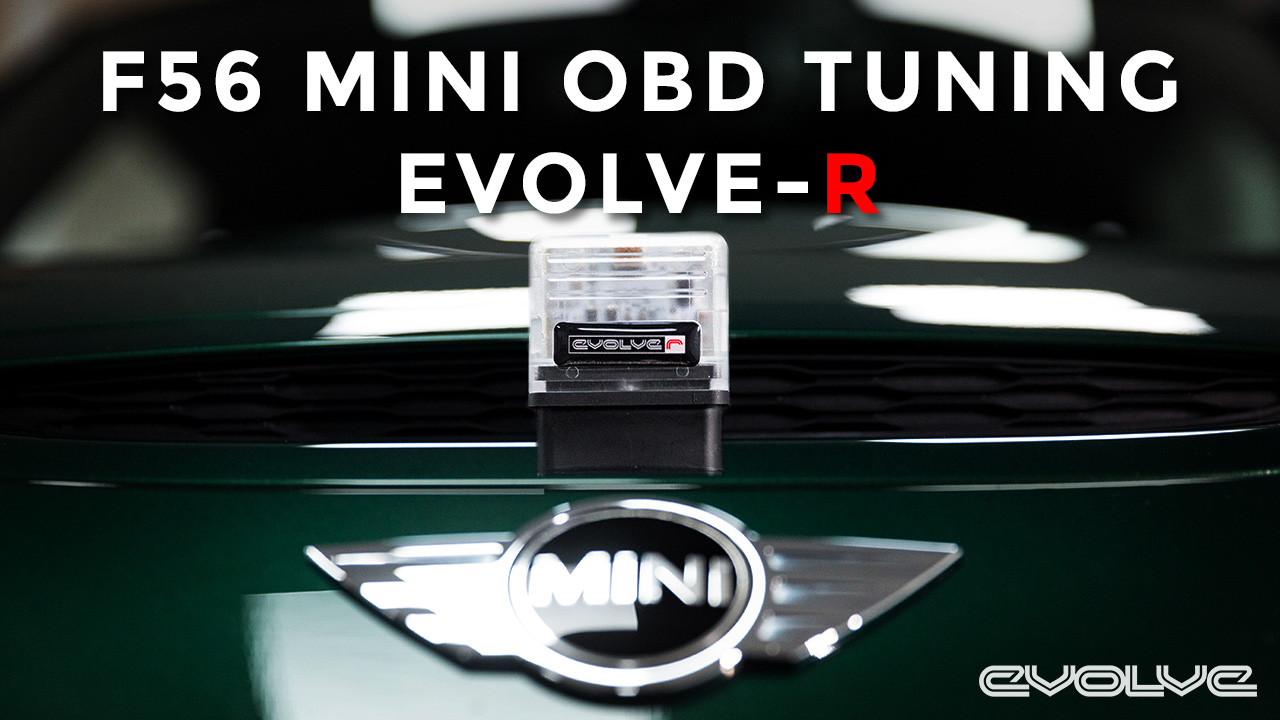 Mini FXX Cooper S / JCW OBD Tuning Now Available