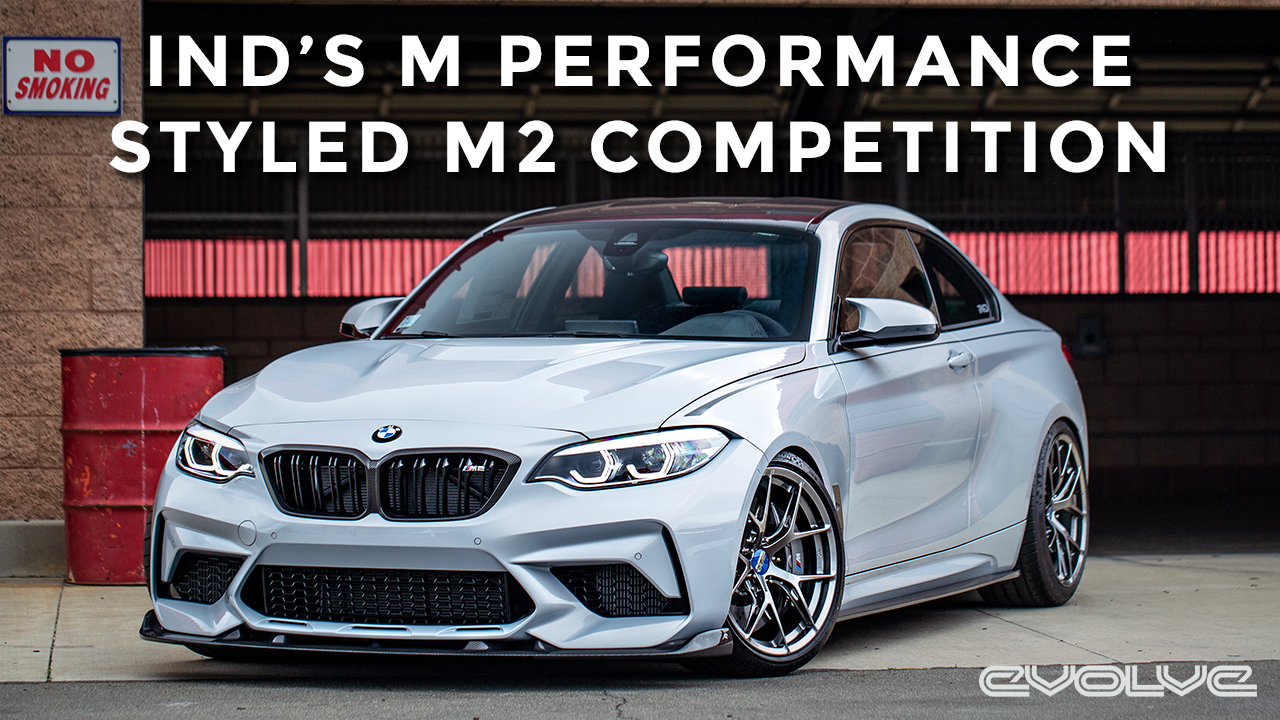 M Performance styled M2 Competition - IND Distribution