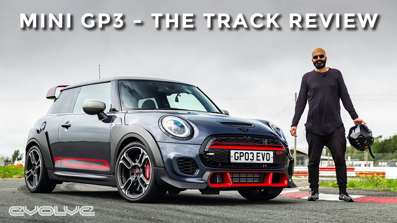 First Trackday for our Mini GP3 - Feat. @Joe Achilles 