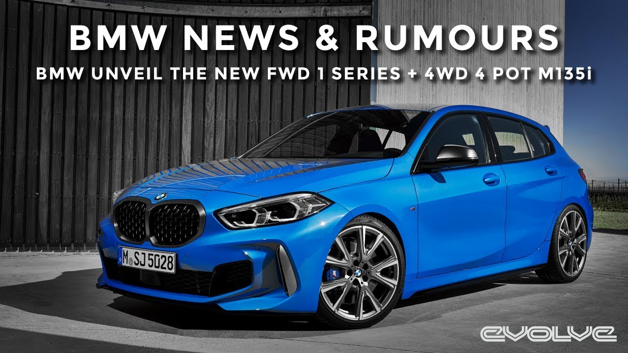 BMW News & Rumours - No more RWD M135i - New F40 1 Series Launched