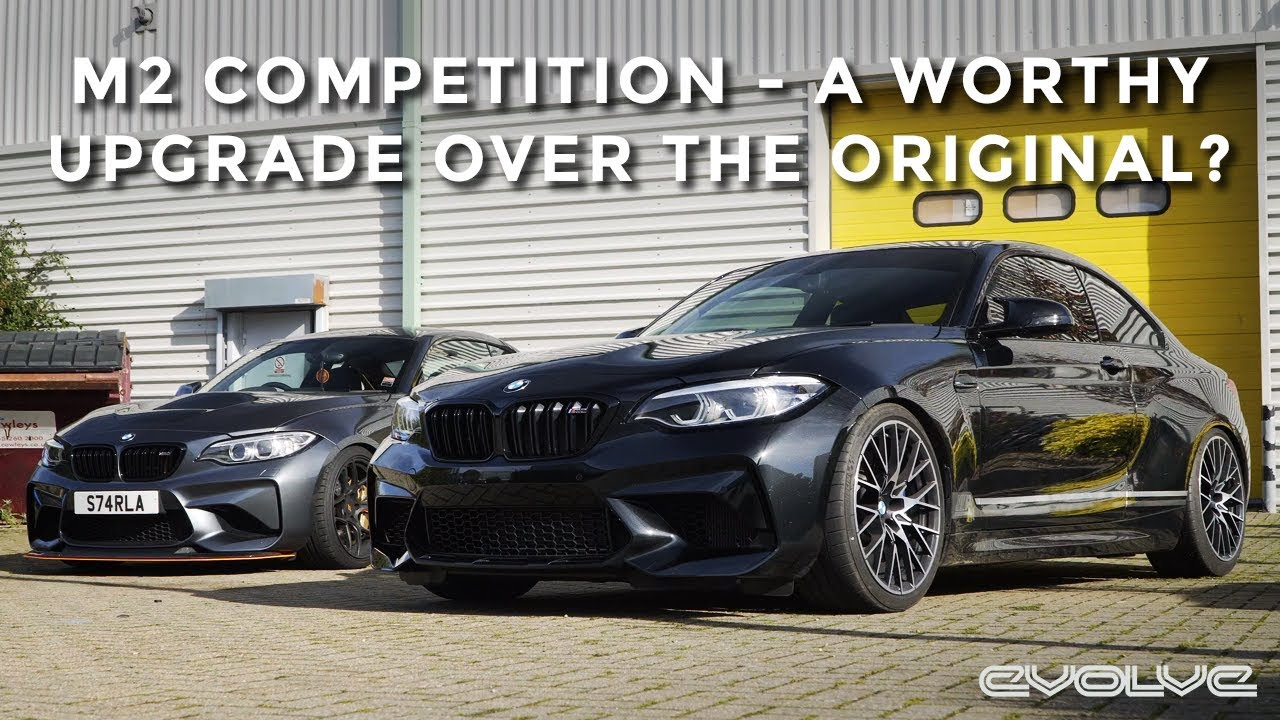 Driving the M2 Competition - Initial Impressions