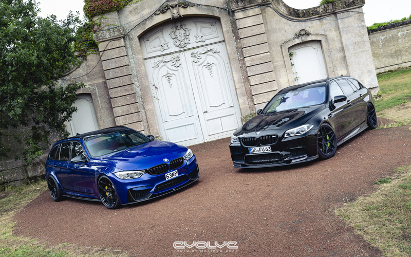 2 ///M Wagons BMW Never Built F81 M3 and F11 M5