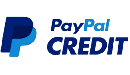 0% Interest With PayPal Credit