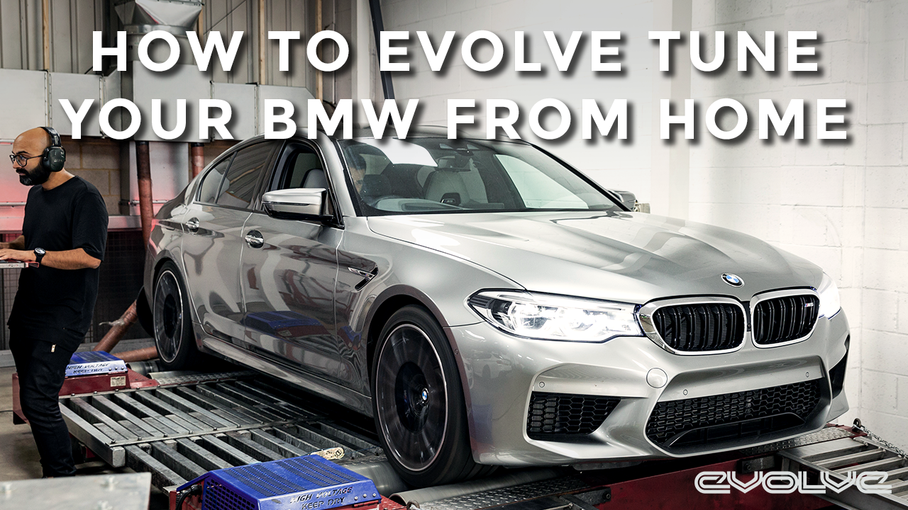 How to Tune your F90 M5 (or any F/G series BMW) from Home!