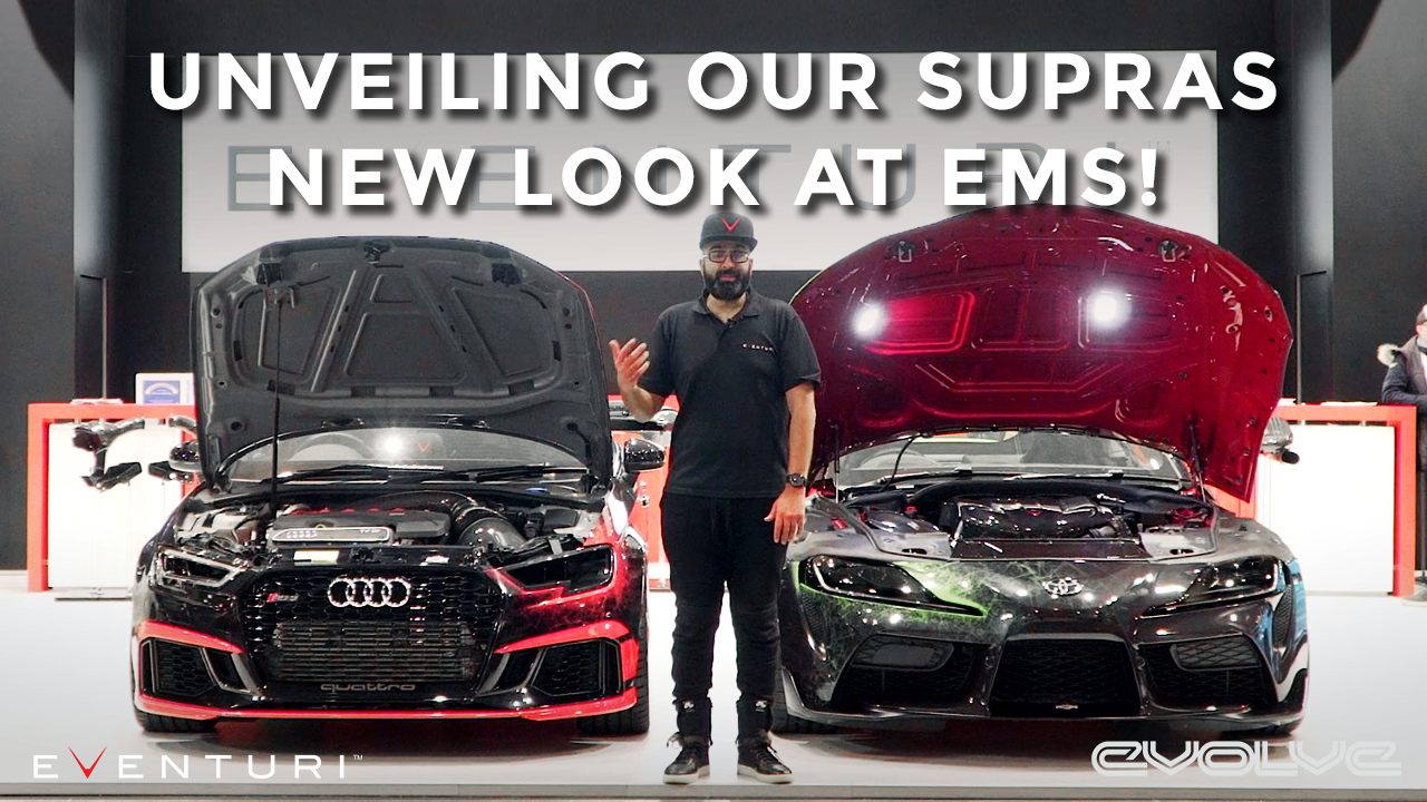 Unveiling our Supra's New Look at Essen Motor Show 2019!