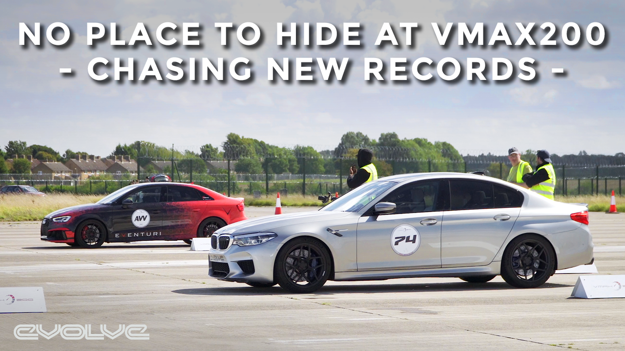 Debuting the Eventuri IMS850 RS3 and Chasing New Records at VMAX200