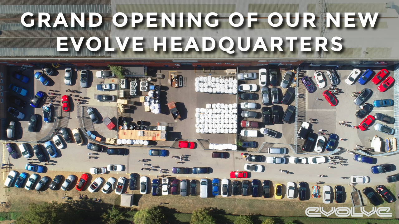Grand Opening of our new Evolve Headquarters!