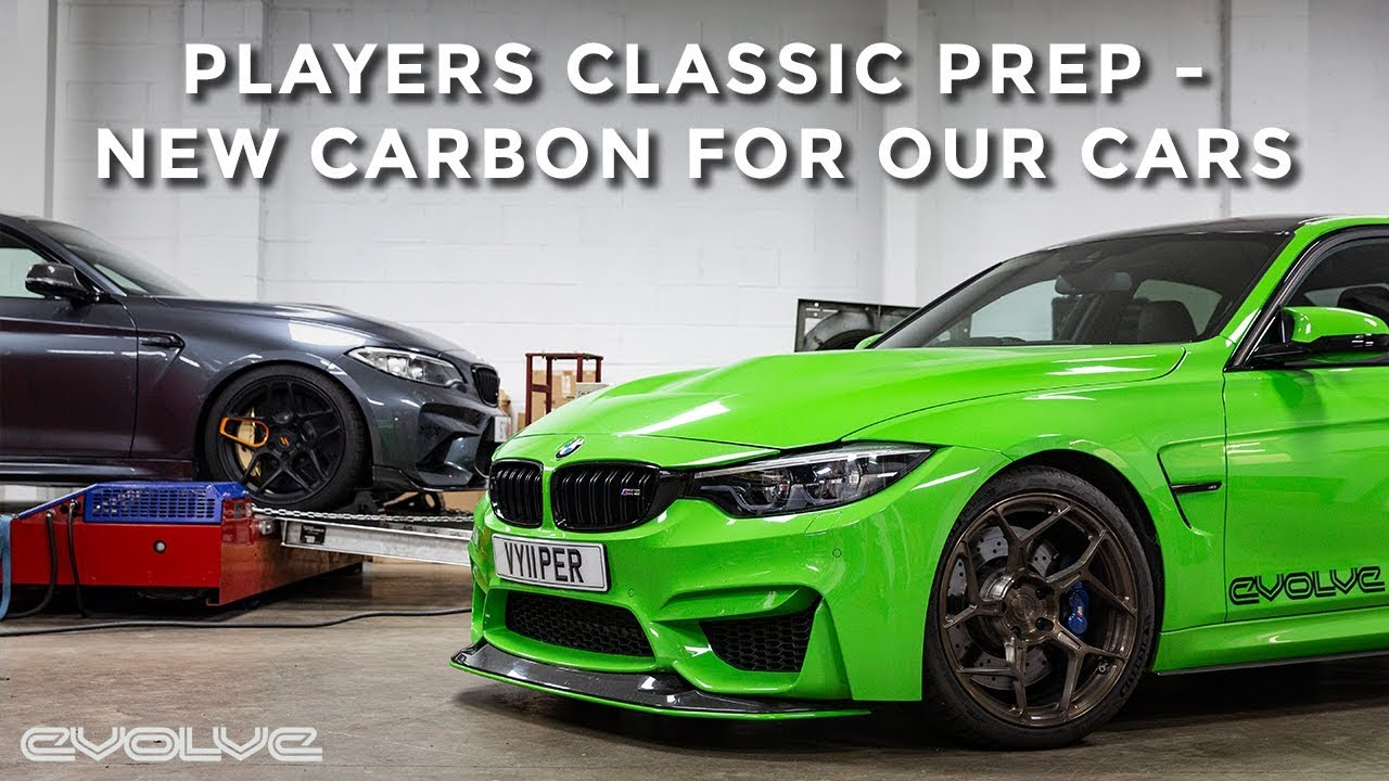 Getting our M2 GTS, F80 M3 and Eventuri's RS3 ready for Players Classic