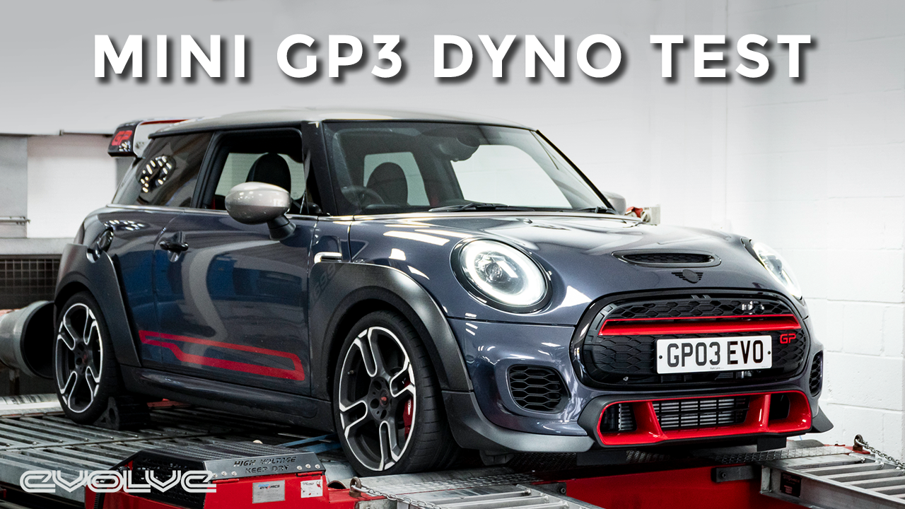 Putting our Mini GP3 on the Dyno - How much power does it make?
