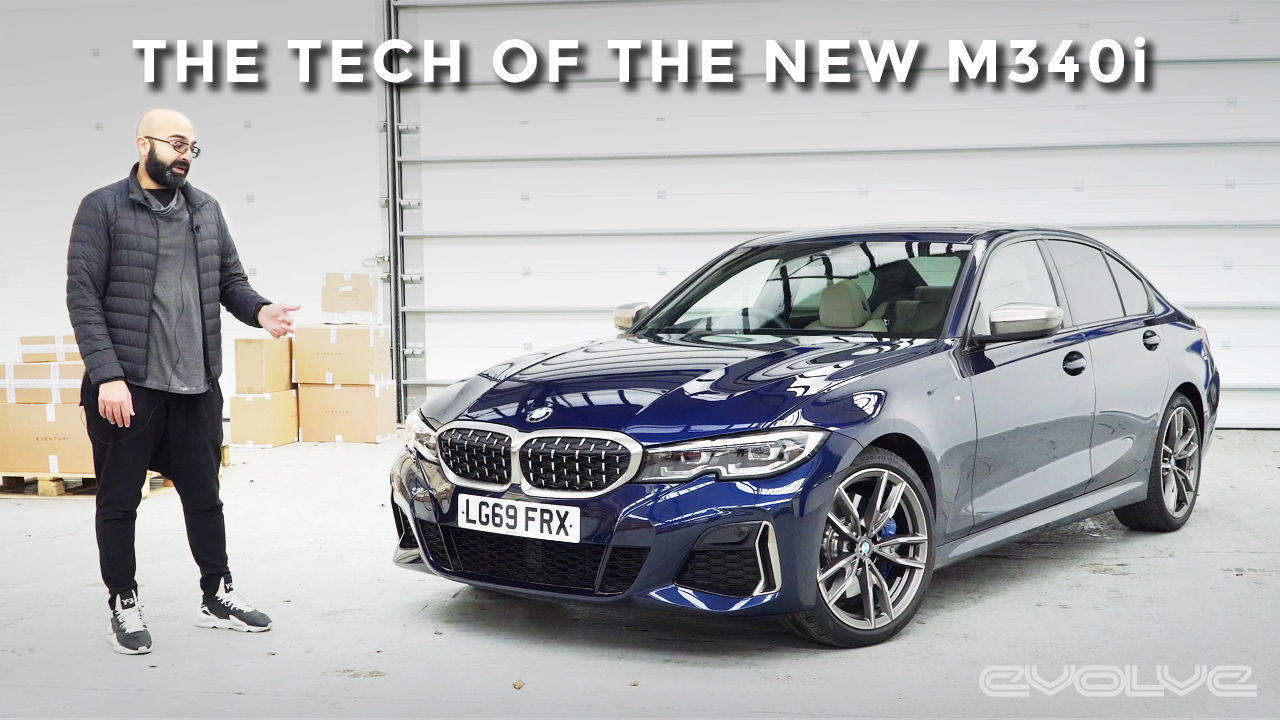 The Design & Technology of the new G20 M340i