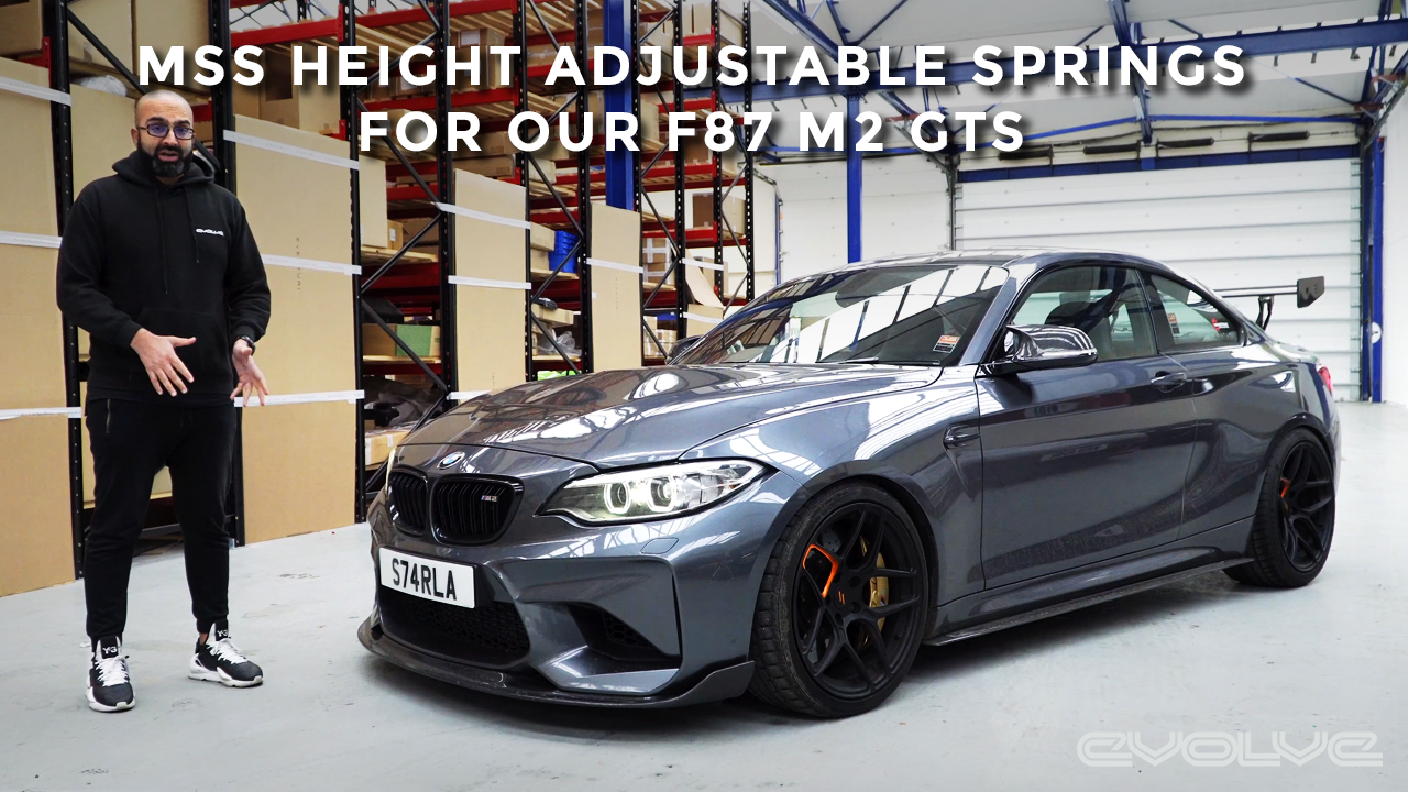 Can MSS springs give our M2 GTS the stance we want whilst improving handling?