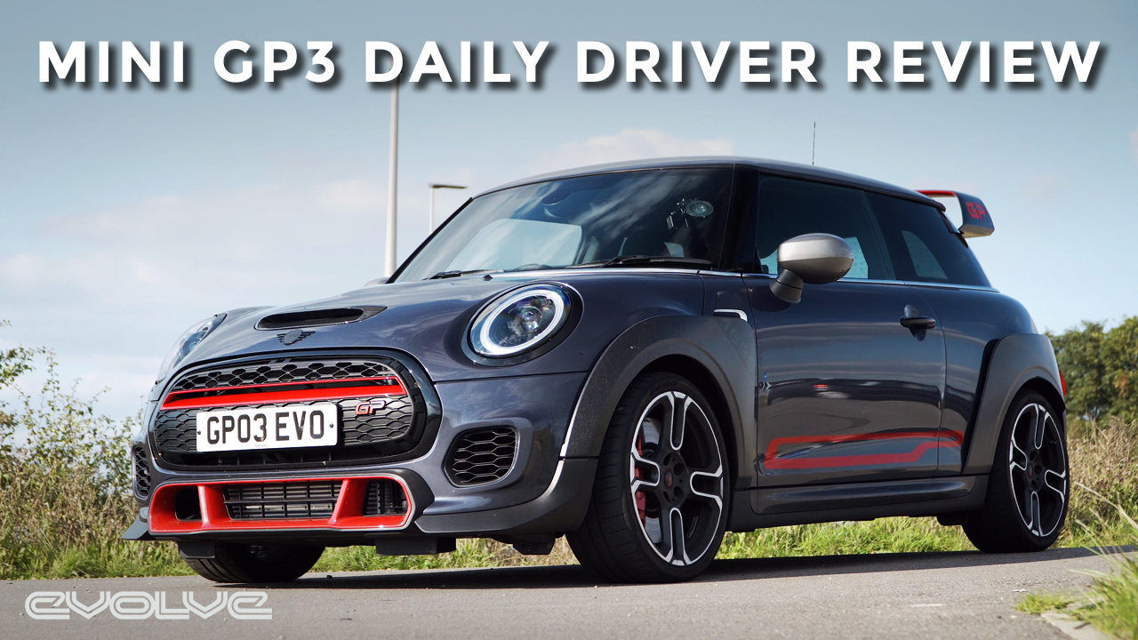 Mini GP3 - The Daily Driver Review