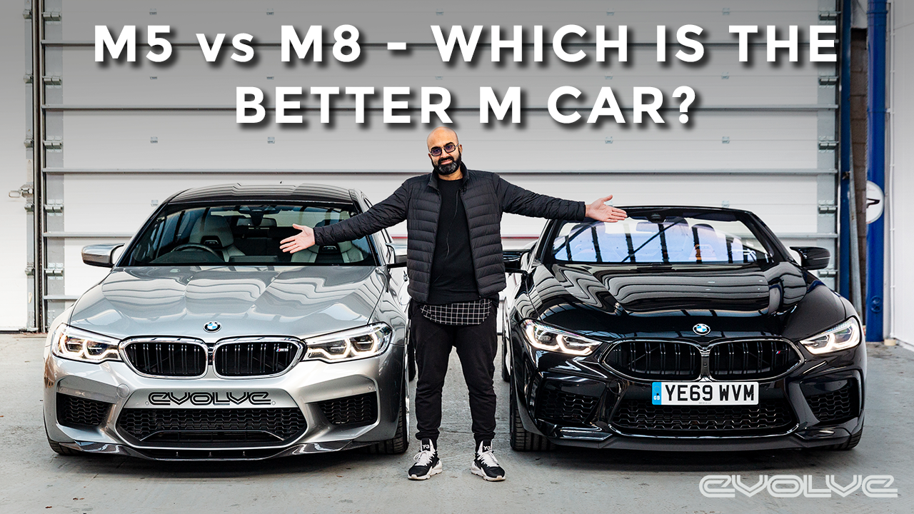 BMW F90 M5 vs F9x M8 Competition - How do they compare?