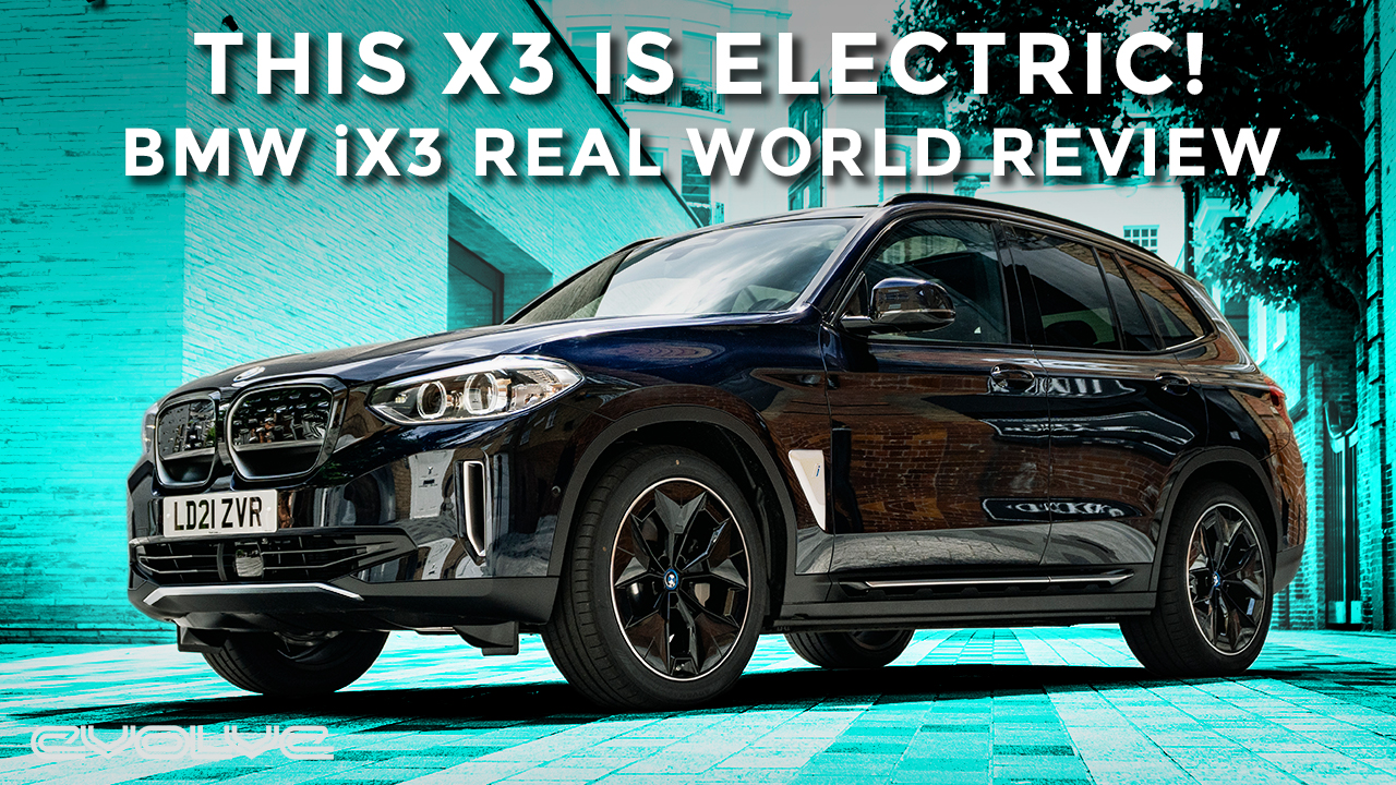 BMW iX3 Real World Review - How good is an electric X3?