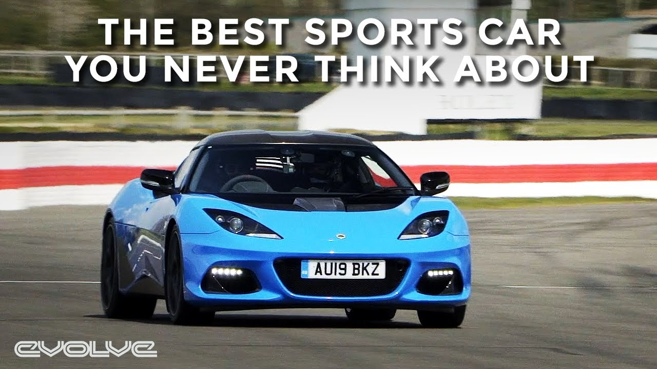 The Lotus Evora is the best car you never think about.