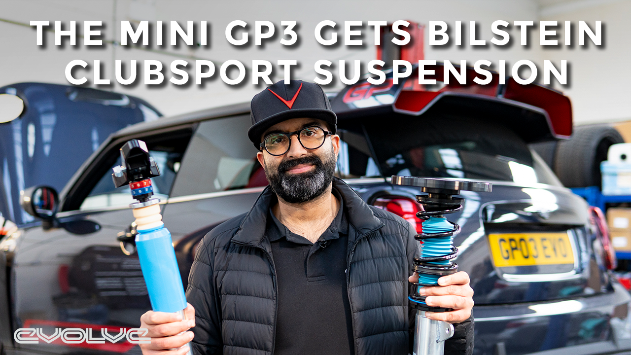 Getting serious with our GP3 - Bilstein Clubsport Suspension + Setup + 6Sixty Forged Wheels