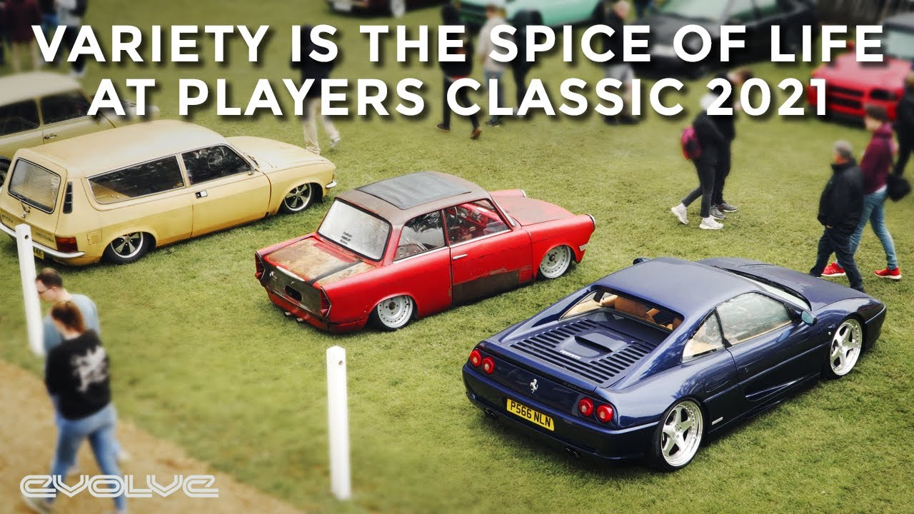 Players Classic 2021 - Variety is the spice of life
